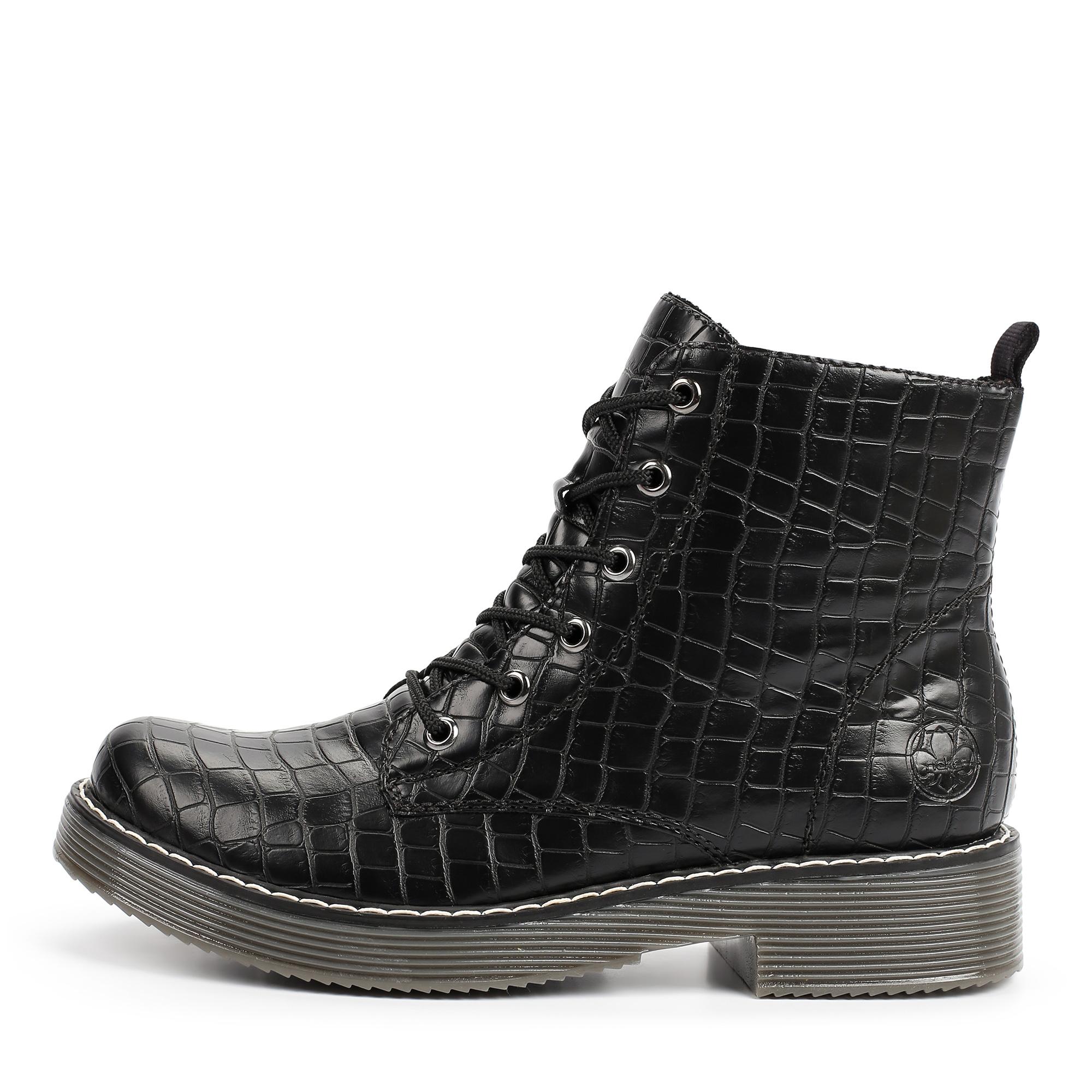 Ботинки Rieker 70010-01