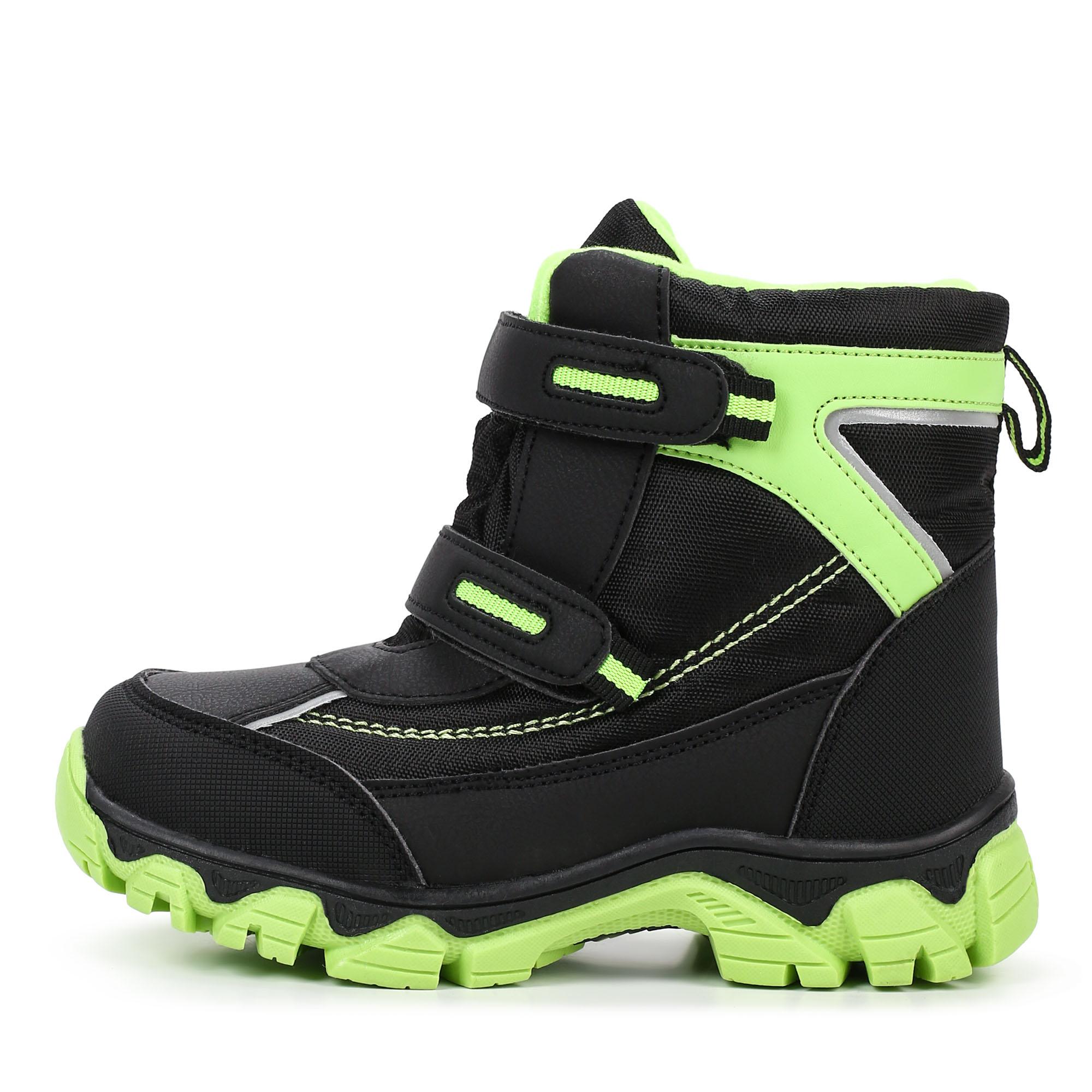 Обувь для мальчиков ZENDEN first черного цвета